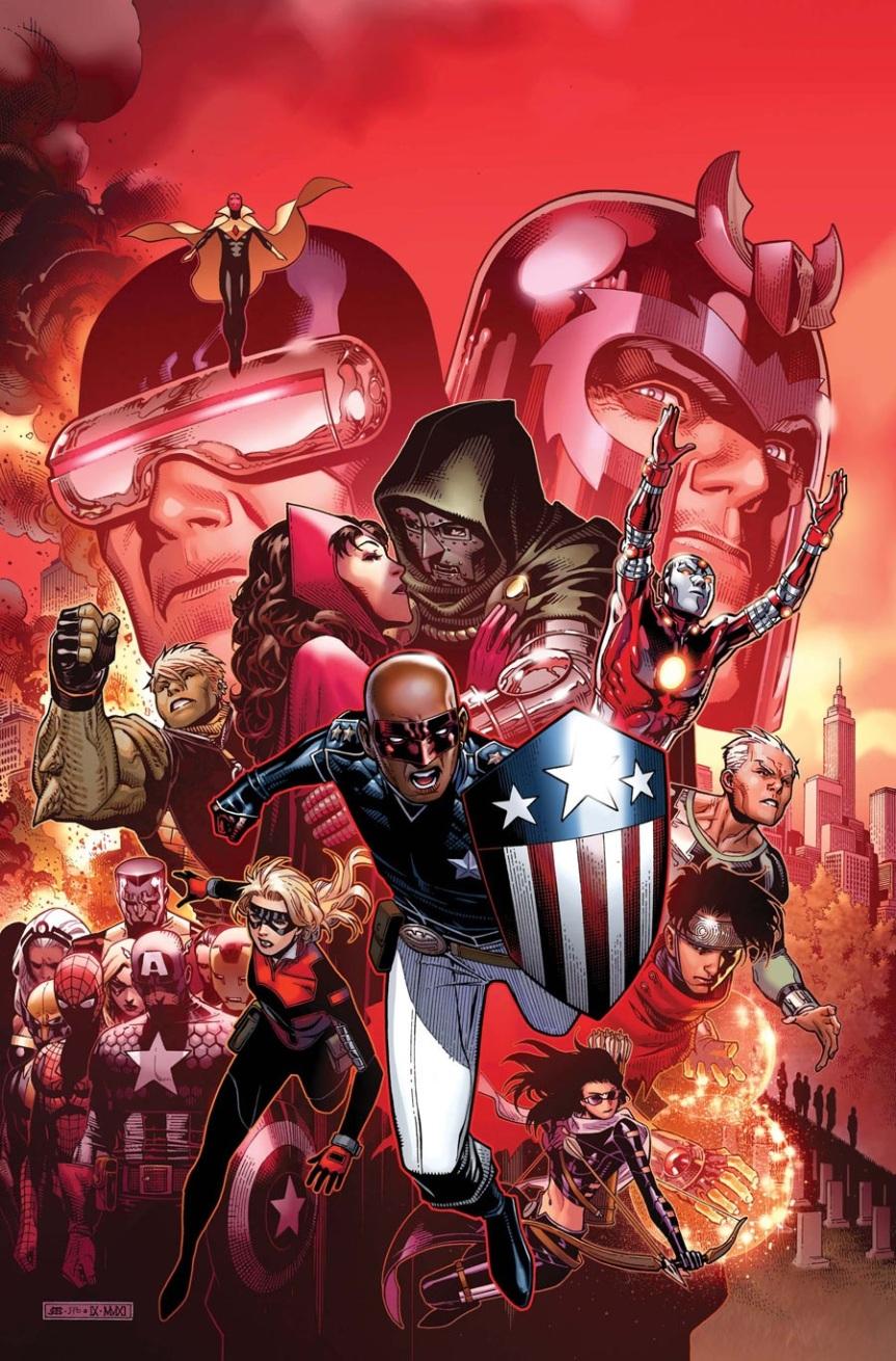 Everything's going koo-koo caca as the Avengers / X-Men War begins!