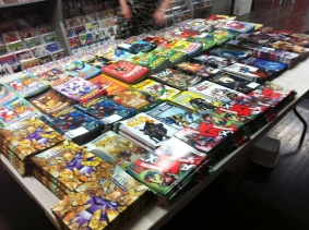 Free Comics ready for consumption!