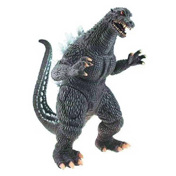Godzilla 11inch figures in on July 31! MechaGodzilla is also available.
