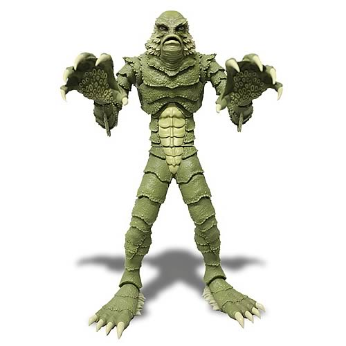 Check out this cool 9 inch Creature figure - we'll have some of these in stick on July 31.