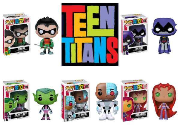 funko-pop-televisino-teen-titans-figures